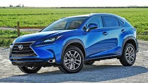 all new lexus nx compact driven 2016 lexus nx 200t autoevolution
