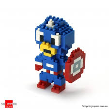 loz diamond blocks loz diamond blocks diy captain america nano bricks online