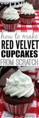 whip up a batch of the best red velvet cupcakes to celebrate with