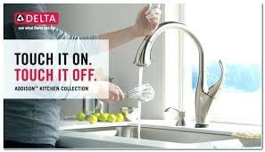free faucet kitchen touch free faucet kitchen less pfister touch free kitchen faucet