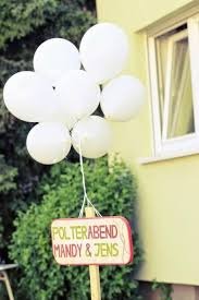 ideen fã r den polterabend 10 best polterabend images on pre wedding