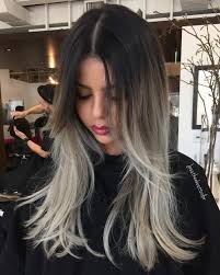 black grey hair black and grey hair pretty designs