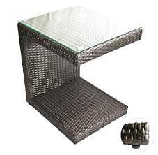 small round outdoor side table small outdoor side table fin soundlab club