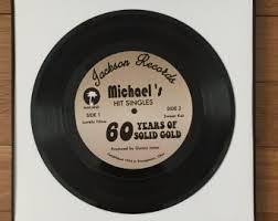 Personalized Record Album Record Label Etsy