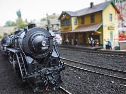all aboard for open house tours of arizona big train layouts