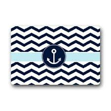 Nautical Outdoor Rugs by Blue Chevron Rug Promotion Shop For Promotional Blue Chevron Rug