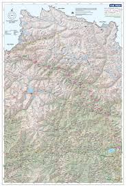 Kathmandu Nepal Map by Great Himalaya Trail Get Trekking Nepal Maps