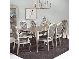 Dining Room Set With Royal Chairs Samuel Lawrence Diva 7 Pc Table U0026 Chair Set Royal Furniture