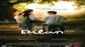 poster film romantis indonesia trailer dilan 1990 film romantis indonesia youtube