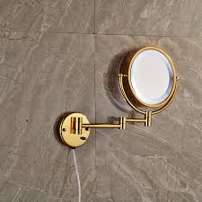 Bathroom Magnifying Mirror by Online Get Cheap Bathroom Makeup Mirrors Aliexpress Com Alibaba