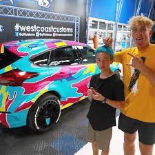 jake paul car why 2017 is the best year of jake paul stunmore