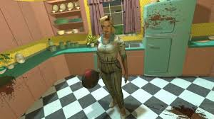 Hit The Floor Kickass - aberford the game about zombie killing 50s housewives has hit