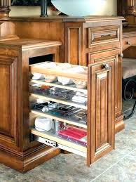 slide out drawers for kitchen cabinets slide out cabinet drawers wood pull out drawer build slide out