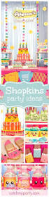 165 best shopkins party ideas images on pinterest birthday party
