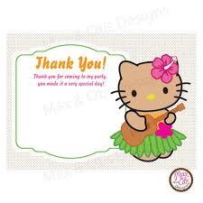 printable card kitty tan hula editable pdf