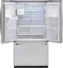 Haier French Door Refrigerator Price - haier hrf24e3aps 23 5 cu ft french door refrigerator with 4