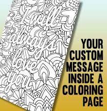 273 words colouring pages adults images