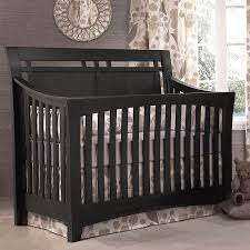 Solid Back Panel Convertible Cribs Munire Tuscan Lifetime Crib In Granite Free Shipping 665 95