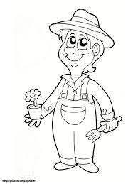 34 dessins de coloriage jardinier à imprimer sur LaGuerchecom  Page 1