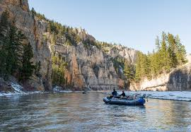 Montana rivers images Missouri river fly fishing report montana jpg