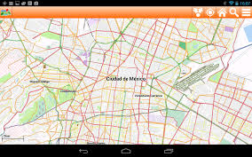 Google Map Mexico by Mexico City Offline Mappa Map Google Play Store Revenue