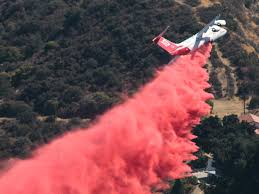 California Wildfire Ranking by Southern California Wildfire Forces 1 500 People To Flee Their