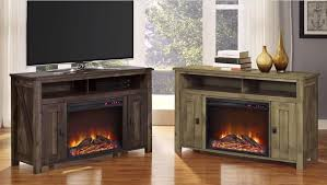 Fireplace Tv Stand Menards by Ameriwood Furniture Farmington Electric Fireplace Tv Console For