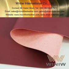 Aircraft Interior Fabric Suppliers High Quality Vinyl Faux Leather Upholstery Fabric For Cars Winiw