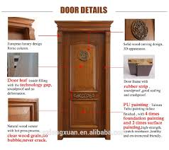 Wooden Main Door by Main Door Frame Design Door Design Ideas