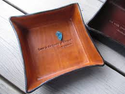 leather gifts leather anniversary gift st augustine quote