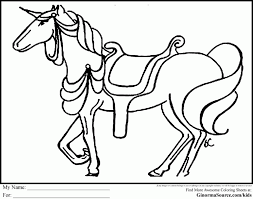 free printable horse posters coloring