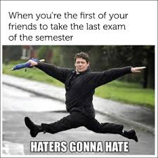 15 exam memes that perfectly describe the end of your exams