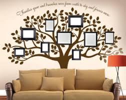 family tree decal etsy