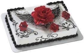 Cake Decorating Kits U0026 Toppers Happy Birthday Enchanted Rose