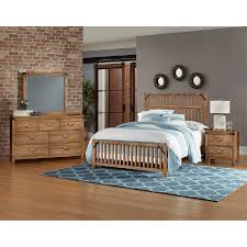 sedgwick natural maple slat bed bernie u0026 phyl u0027s furniture by