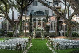 wedding venues in ga luxury southern wedding locations sea island wedding venues