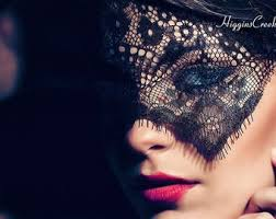 lace masquerade masks for women lace mask etsy