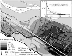 New York Sinkhole Map by Predicting Sinkholes By Means Of Probabilistic Models Quarterly
