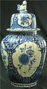 white ginger jar l 1920 ginger jar blue white delfts jarrones pinterest delft