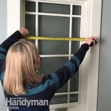 Installing Window Blinds How To Install Window Blinds Family Handyman