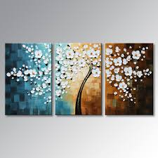 Modern Wall Art Amazon Com Winpeak Art Hand Painted Abstract Oil Painting Modern