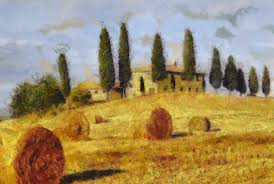 tuscany house my landscape paintings painters michelangelo jmw turner