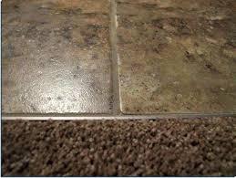 Transition Carpet To Hardwood Carpet To Tile Transition Strip Installation