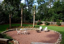 Gravel Backyard Ideas Backyard Landscaping With Gravel Ideas Home About Services