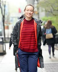 newyork oliviawilde olivia wilde makeup free midtown new york