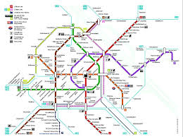 map of vienna vienna metro system and metro map for travellers vienna unwrapped
