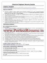 chemical engineer resume sample chemical reactions chemical