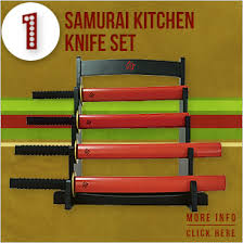 samurai kitchen knives samurai kitchen knife set http www find me a gift co uk gifts