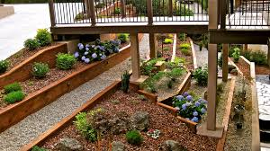 Landscaping Ideas For Slopes Hillside Landscaping Home Design Ideas