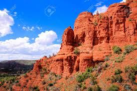 scenic red cliffs at sedona arizona usa stock photo picture and